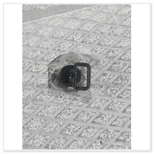 lavatoio esterno in cemento