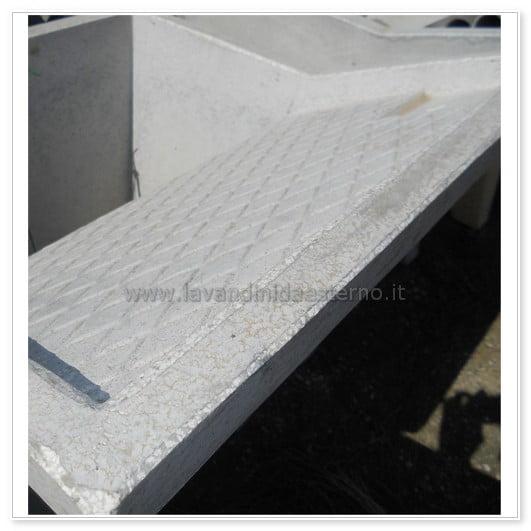 lavatoio per esterno in cemento