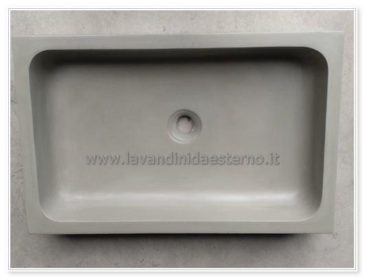 lavabo bagno muratura moderno