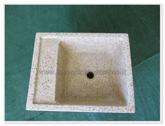 lavabo da esterno piccolo